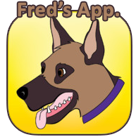 Fred Video Game Application for your IPhone or IPad